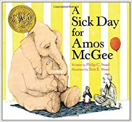 A Sick Day For Amos Mcgee By Philip C Stead
