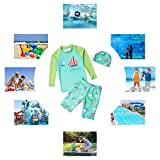 3d Long Sleeve Swimsuits Bathing Suits Graphic