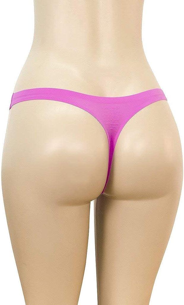 Small, Style 15 Pack of 12 Ladies Thong Panties Various Styles