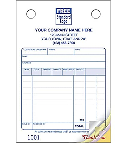 Amazon Multi Purpose Register Forms Classic Design Small