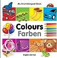 My First Bilingual Book - Colours (My First Bilingual Books)