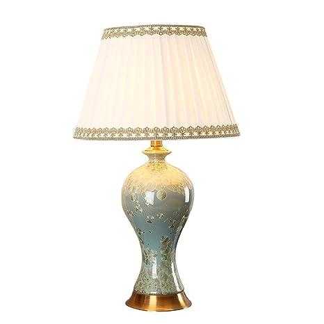 lo bueno lámpara de mesa Lámpara de mesa de estilo europeo ...