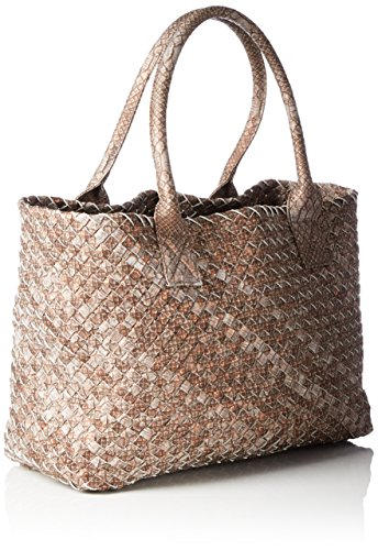 Gerry Weber Damen Glow Shopper, Braun (Copper 958), 50 x 29 x 15 cm