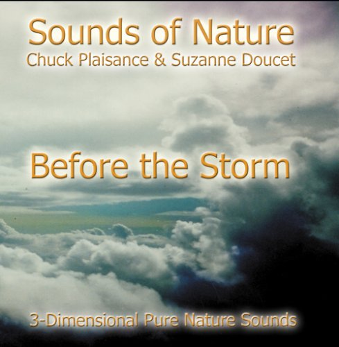 UPC 025981001723, BEFORE THE STORM (Sounds of Nature Series)