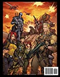 G.I. Joe Coloring Book: Perfect Coloring Books For