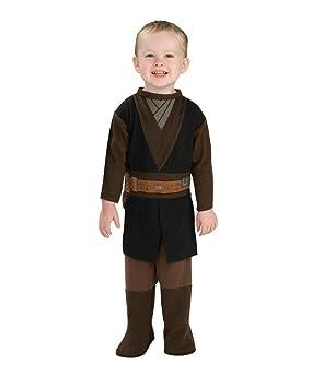 Horror-Shop niños Traje de Anakin Skywalker One Size: Amazon ...