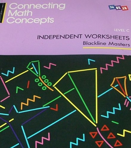 Connecting Math Concepts: Independent Worksheets - Level C ...