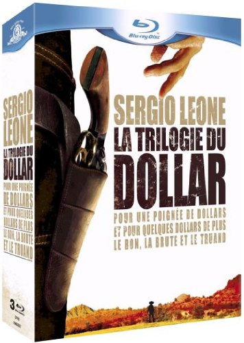 Sergio Leone : La trilogie du dollar : Pour une poignée de dollars + Et pour quelques dollars de plus + Le bon, la brute et le truand Francia Blu-ray: Amazon.es: Clint