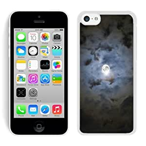 Fashion Style Iphone 5C TPU Rubber Protective Skin Halloween White iPhone 5C Case 16