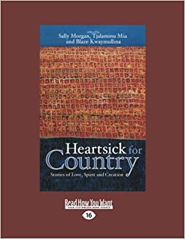 Book Heartsick for Country: Stories of Love, Spirit and Creation