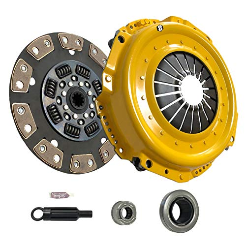 Ultim8 Stage 3 Highest Performance Clutch Kit for Max Power Delivery & Longer Life, Fits 98-03 Dodge Ram 2500 3500 5.9L Cummins L6 8.0L V10 5-SPD (05-092-3)