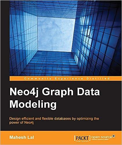 Neo4j Graph Data Modeling, Mahesh Lal, eBook - Amazon com