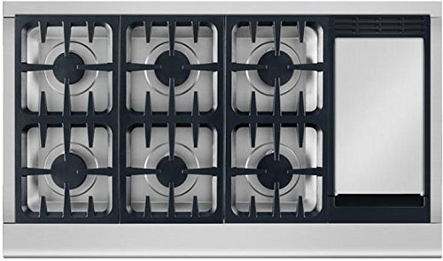 48 cooktop gas - 6