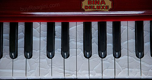 Harmonium BINA 23B, USA, Professional, Folding, Safri, 3 1/2 Octaves