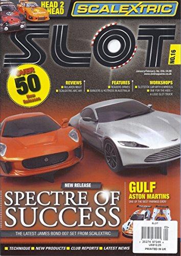 Slot Magazine (#16 - January/February 2016)