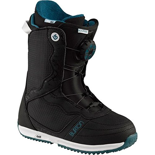 Burton - Womens Bootique Snowboard Boots 2013, Black - White, 5 (Burton Speed Dial compare prices)