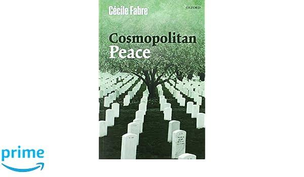 Cosmopolitan Peace