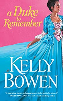 A Duke to Remember (A Season for Scandal) by [Bowen, Kelly]