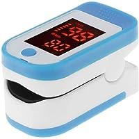 Instrument de pouls Oxymètre doigt Oxymètre de pouls Moniteur de fréquence cardiaque fréquence cardiaque pour enfant et adult