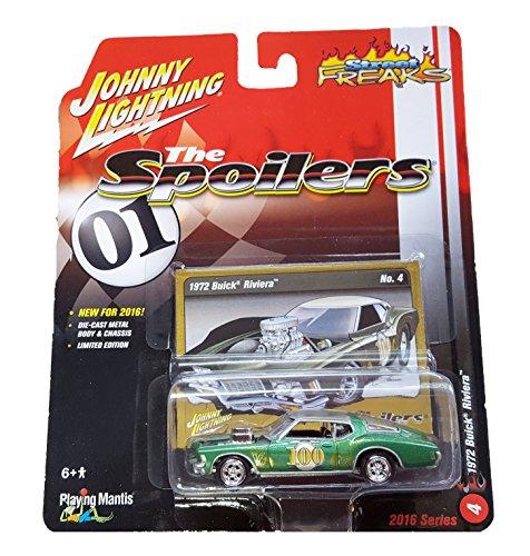 Johnny Lightning - 2016 Street Freaks / The Spoilers - 1972 Buick Riviera -