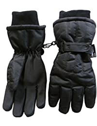 N'Ice Caps Adults Unisex Thinsulate and Waterproof Bulky Ski Gloves with Ridges