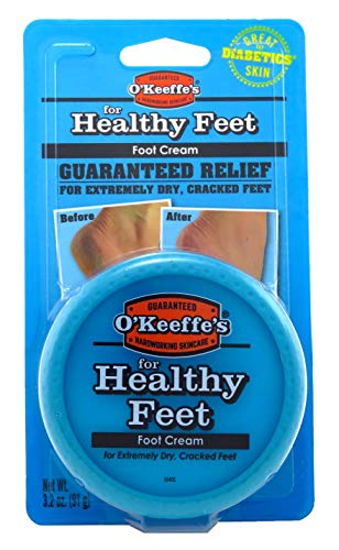 O'Keeffe's Healthy Feet Cream - 3 Pack