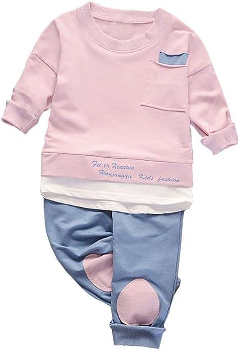 Bonita camisa para bebé niña vestido bautizo niño pantalón niño 12 18 meses 24 mesi Rosa: Amazon.es: Bebé