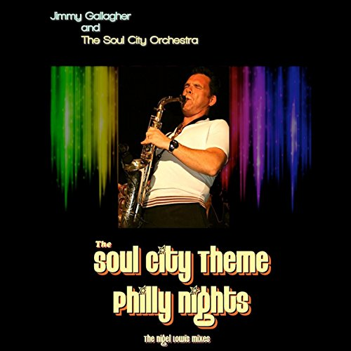 Philly Nights (The Nigel Lowis Extended - Night Nigel