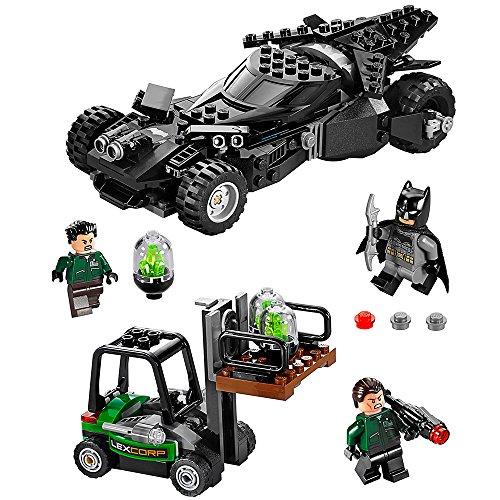 LEGO Super Heroes Kryptonite Interception 76045 ()