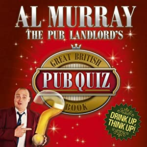 The Pub Landlord's Great British Pub Quiz Book Audiobook