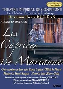 Les Caprices De Marianne [Francia] [DVD]