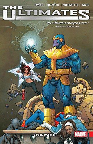 Ultimates: Omniversal Vol. 2: Civil War II (Ultimates (2015-2016))