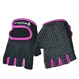 Ladies fitness gloves utral antislip foam padded exercises gloves