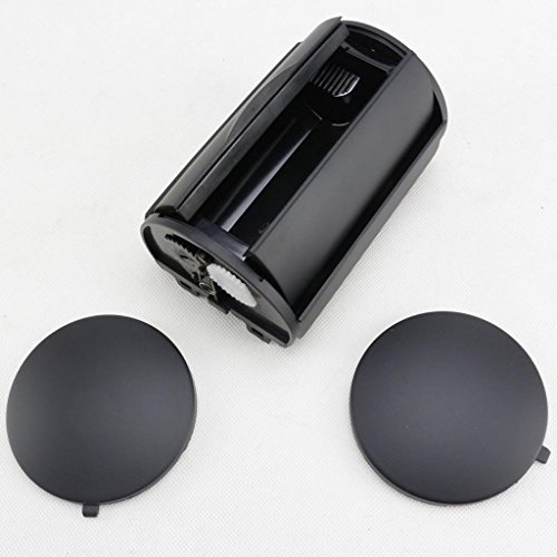 Generic Black Color Rear Ashtray Bin and Side Cap for VW Jetta Bora Golf MK4 98-04