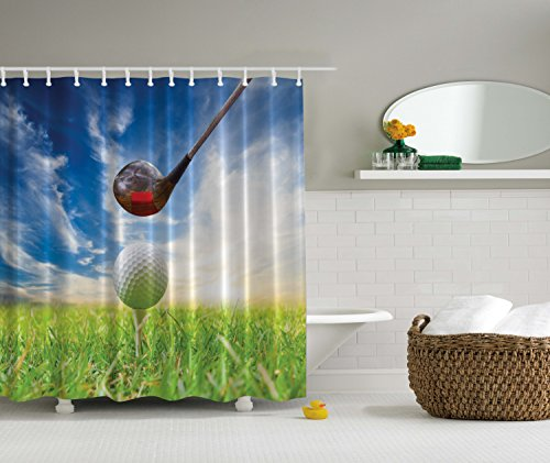 Golf Bath Accessories - 4