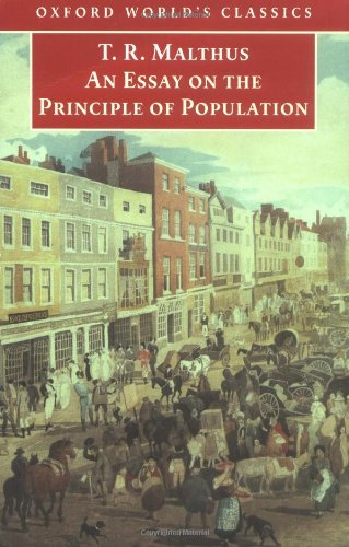 An Essay on the Principle of Population (Oxford World's Classics)