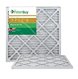 AFB Gold MERV 11 22x22x1 Pleated AC Furnace Air Filter. Pack of 2...