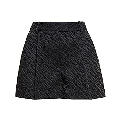3.1 Phillip Lim Black Jacquard Shorts