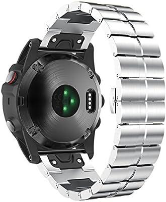 Amazon.com: ANCOOL - Correa de repuesto para reloj Garmin ...