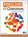 English in Common 1 MyEnglishLab Access Card, Saumell, Maria Victoria and Birchley, Sarah Louisa, 0132861534