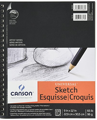 Canson Artist Series Universal Sketch Pad