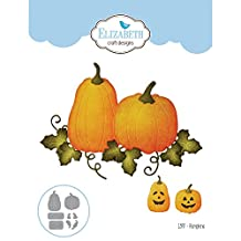 Elizabeth Craft Designs 1397 Elizabeth Craft Metal Die-Pumpkins