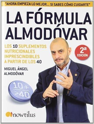 La fórmula Almodóvar (En Progreso) (Spanish Edition) by Almodovar, Miguel Angel (2007)