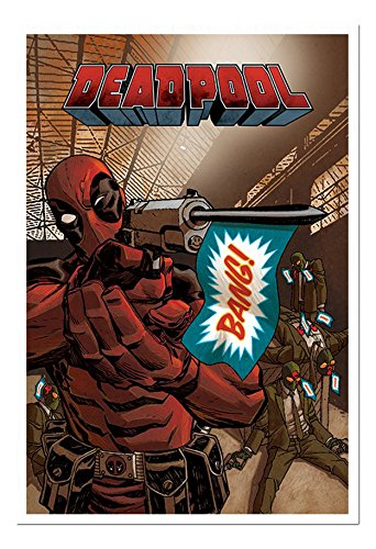 Deadp (Marvel Colossus Costumes)