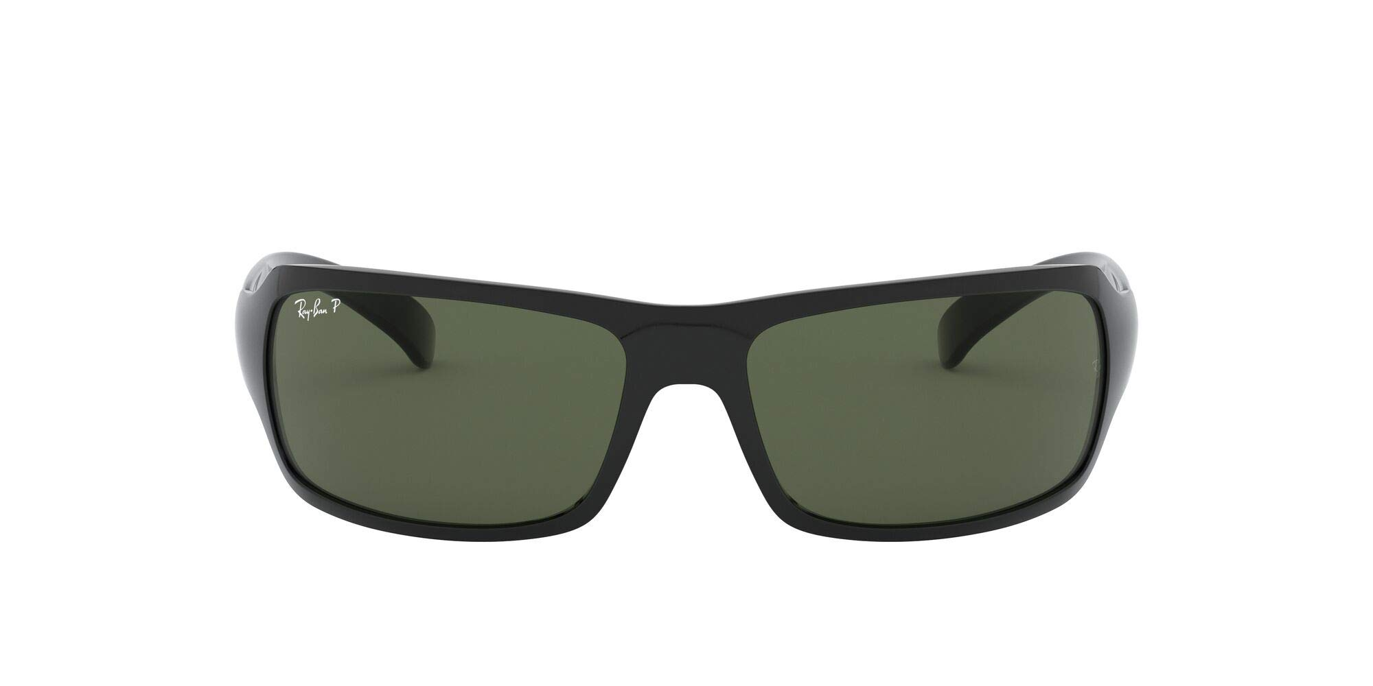 Ray-Ban Rb4075 Rectangular Sunglasses