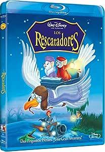 Los Rescatadores [Blu-ray]