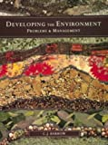img - for Developing the Environment: Problems and Management by Chris Barrow (1995-04-13) book / textbook / text book