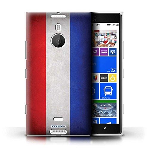 Kobalt® Imprimé Etui / Coque pour Nokia Lumia 1520 / Pays-Bas conception / Série Drapeau