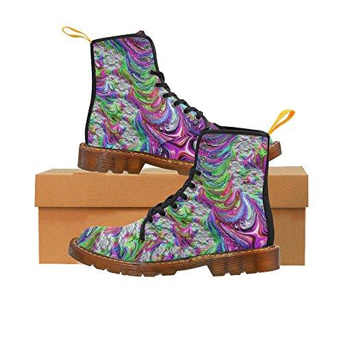 Le Interest Magnifique Fractal Martin Bottes Mode Chaussures Pour Femmes