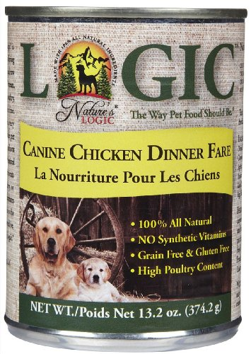 Image of Nature'S Logic Canned Food - Chicken - 12 X 13.2 Oz